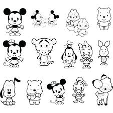 Coloring Pages Characters Character For Colouring Printable Coloring