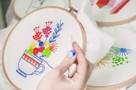 Hand Embroidery Patterns Simple 48 Embroidery Patterns That You Can Start Sewing Today