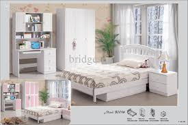 Mdf Bedroom Furniture 2017 Mdf White Princess Children Bedroom Furniture From Bridgesen