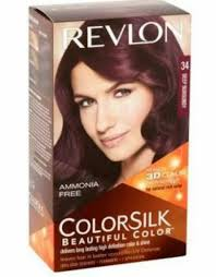 Hair Coloring Products From Revlon At