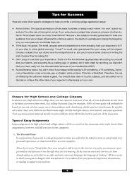 write better essays in minutes a day tips for success 10