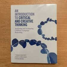 Design Thinking Smu An Introduction To Critical And Creative Thinking Smu As Ctrw