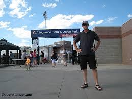 Ogren Park At Allegiance Field Missoula Mt Minor League