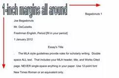 mla paper heading example the past is a foreign country essay mla essay heading