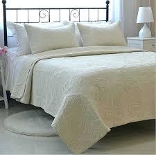 white cotton bedspread white cotton bedspread best of washed cotton quilt set luxury white paisley white cotton quilt twin white cotton bed linen uk