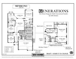 apartments house plans with two kitchens the best narrow lot