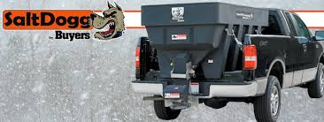 Pickup Truck Spreaders | SaltDogg Salt Spreaders
