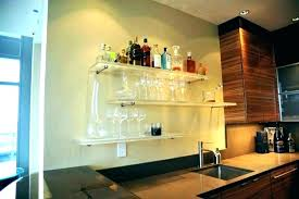 home bar shelves the outrageous amazing wall shelf mounted images awesome of floating glass mirrored bot home bar shelves