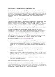 resume how to address selection criteria hr for cover cover letter selection criteria