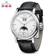 seagull m308s classic mechanical automatic mechanical men s watch seagull m308s classic moonphase automatic mechanical watch