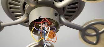 ceiling fan wire means