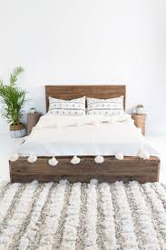 Organic Bedroom Furniture 17 Best Ideas About Modern Platform Bed On Pinterest Floating