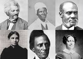 Famous Abolitionists Black Abolitionists Zinn Education Project
