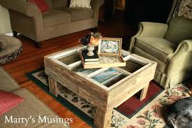 window frame coffee table rustic window table from martys musings window frame coffee table plans