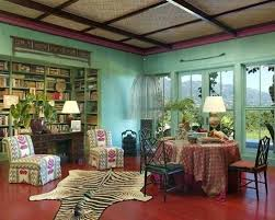 jungle themed furniture. Jungle Themed Furniture Example Of An Eclectic Red Floor Living Room Library Design In With Green Walls Bean Bag Chairs I