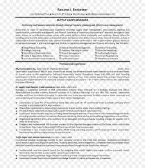 Resume Purchasing Manager Curriculum Vitae Cover Letter Procurement