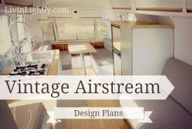 Airstream Interior Design Minimalist Best Design Inspiration