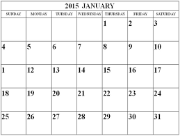 calendars monthly 2015 january 2015 calendar template postyle
