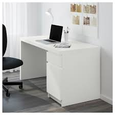 ikea furniture desk. IKEA MALM Desk Can Be Placed In The Middle Of A Room Because Back Is Ikea Furniture E