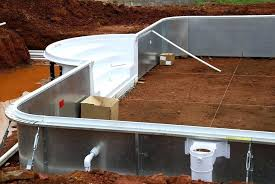 diy inground concrete pool swimming pools can be a cost effective alternative to owning a pool diy inground concrete pool cinder block swimming