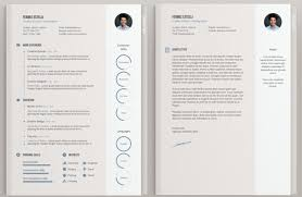 Great Resume Templates Free Inspiration Blue Side X Best Free Resume Templates Ateneuarenyencorg