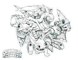 Giants Free Coloring Pages Printable Colouring Skylander Sheets
