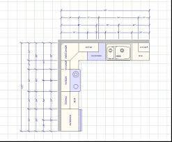 How To Design Kitchen Cabinets Layout And Kitchen Garden Design Combined  With Various Colors And Fascinating