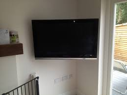 Tv In Kitchen Tv Wall Mounting Page 1 Aerial Satellite Audio Visual Installer