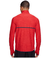 new balance quarter zip. new balance mens clothing i8g9 | space dye quarter zip