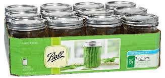 ball 12ct wide mouth pint jars. ball 12ct wide mouth pint jars 1 of see more