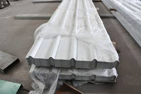 welding braking rolling and hot dip galvanized painting metal roofing sheets system