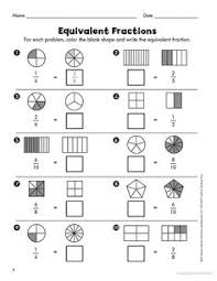 Comparing fractions, Fractions worksheets and Fractions on PinterestMath- comparing fractions- cut these out and stash them around the room they have