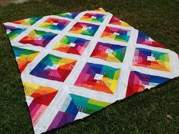 Kite Flight Quilt Top & If you are interested in the pattern, it is available as a free download at  Robert Kaufman (you can find the links under my tutorials/patterns tab at  the ... Adamdwight.com