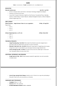 how good is this resume for applying for an internship in big    how good is this resume for applying for an internship in big multinational companies like google  facebook  etc