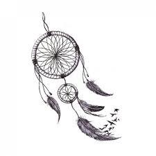 Dočasné Tetování Lapač Snů Poštovnézdarmacz