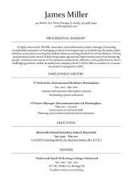 Build Resume Impressive Online Resume Builder