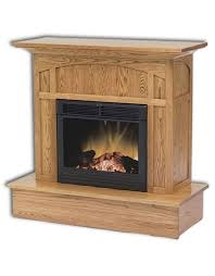 Amish Made Electric FireplacesAmish Electric Fireplace