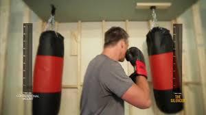 the silencer heavy bag hanger mounting bracket
