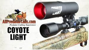 Best Coyote Hunting Light Coyote Light Night Hunting Light For Hogs And Predators