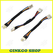 online buy whole 4pin cpu fan cable from 4pin cpu fan 30pcs lot new cpu 4pin fan deceleration cable pwm 4p temperature control speed down extend