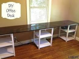 long office desk. Long Desk Table Konzertsommerinfo Best Office Ideas On Desks . E