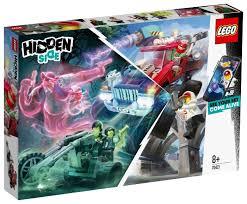 <b>Конструктор LEGO Hidden</b> Side 70421 Трюковый грузовик Эль ...