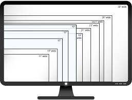 Led Screen Size Chart