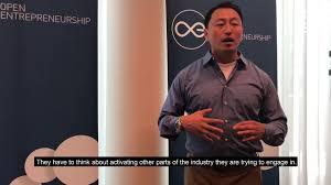 Ken Singer - an entrepreneurial mindset - YouTube
