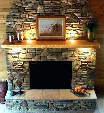 natural stone fireplace designs fireplaces interior trend home design and decor ideas decorating tile