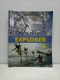 Kunci jawaban buku bahasa inggris kelas 11 kurikulum 2017. Buku Bahasa Inggris Reading Explorer 5 National Geographic Learning Buku Alat Tulis Buku Pelajaran Di Carousell