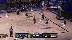 ASTONISHING Final Few Seconds Of Denver Nuggets Vs Utah Jazz Game 7