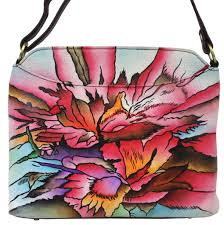 home magnifique bags handpainted purses bags alcoholic small hand painted leather handbag