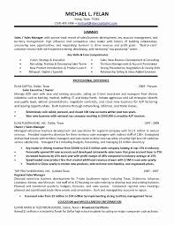 Best Of Sales And Marketing Officer Sample Resume Resume Sample