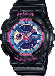 <b>Часы Casio BA</b>-<b>112</b>-<b>1A</b> - купить женские наручные <b>часы</b> в ...